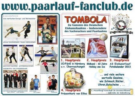 Plakat Tombola Chemnitz