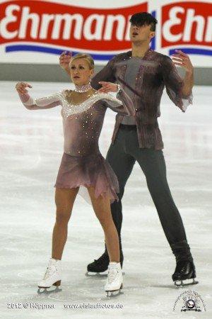 Tatiana VOLOSOZHAR - Maxim TRANKOV RUS
