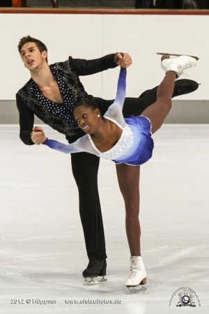 Vanessa JAMES -Morgan CIPRES FRA